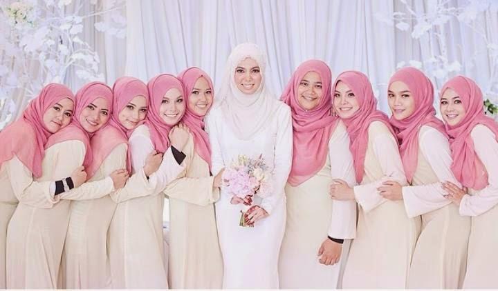 (EDISI PERKAHWINAN): 5 WARNA MELETOP UNTUK BRIDESMAID TAMPIL ANGGUN!
