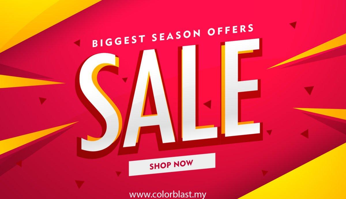 [5 Alasan Kenapa Perlu Shopping Raya] : Dah nama pun Hari Raya, mestilah kena shopping!