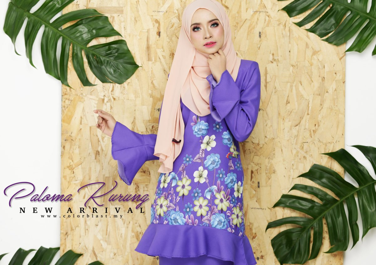 [ NEW DESIGN IN THE HOUSE…!!!]: SOFISTIKATED PALOMA KURUNG MODEN