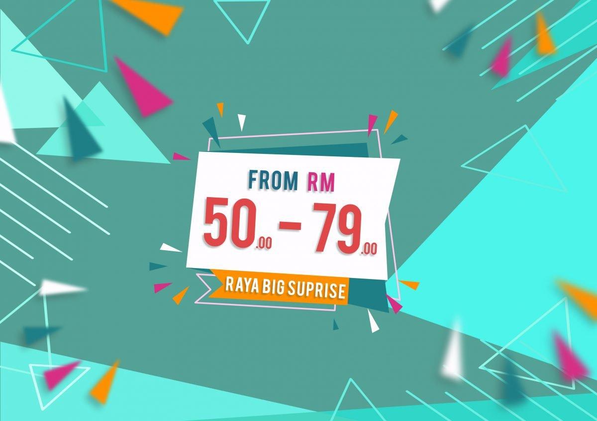 FINAL WEEK TO SHOP YOUR BAJU RAYA!
